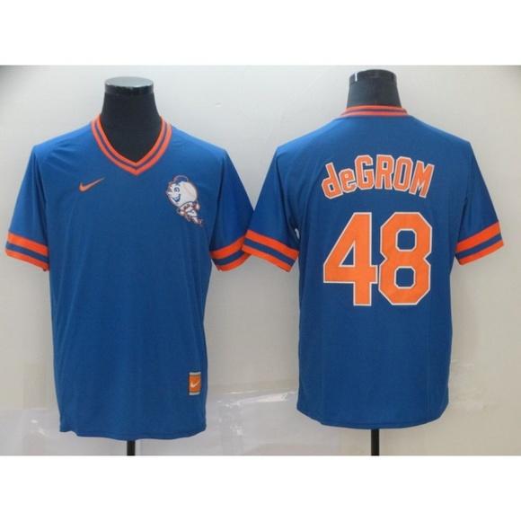best service 5f777 90222 New York Mets Jacob deGrom Jersey 2